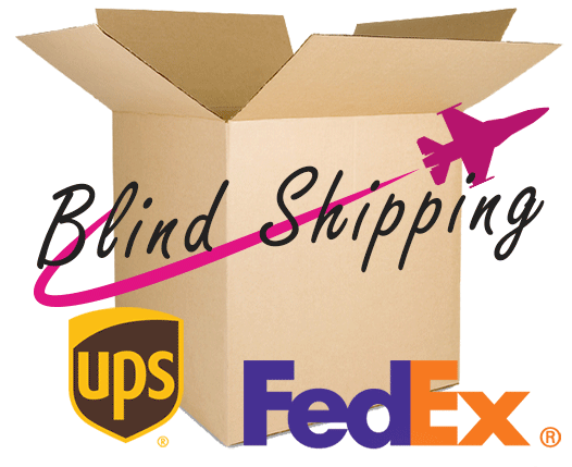 blind shipping